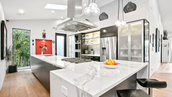 Modern Kitchen Remodel in Sherman Oaks