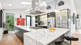 Modern Kitchen Remodel in Sherman Oaks