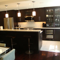 Contemporary Kitchen by Renaissance Kitchen and Home