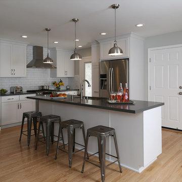 Modern Kitchen Remodel - San Jose