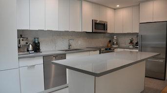 Modern Kitchen Renovation in Mount Pleasant