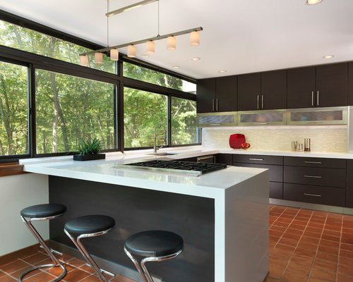 built in kitchen cabinets | houzz