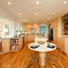 Kitchen by RJK Construction Inc