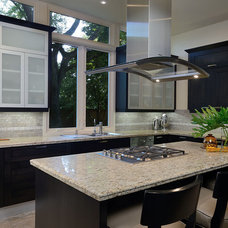 modern kitchen by Sarah St. Amand Interior Design