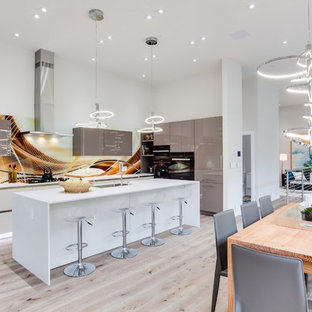 75 Contemporary Kitchen Design Ideas - Stylish Contemporary Kitchen ...