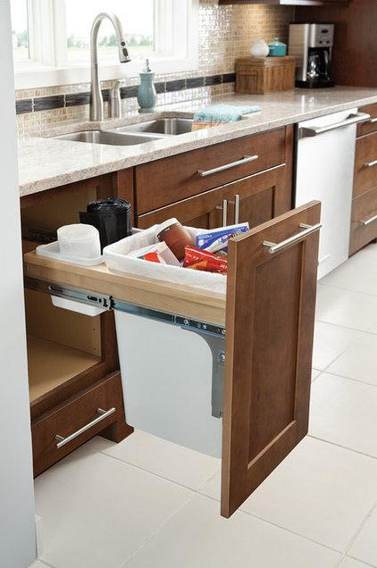 Modern Kitchen by Shenandoah Cabinetry