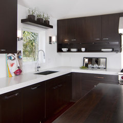 modern kitchen by In Detail Interiors