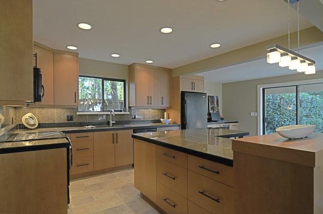 Contemporary Kitchen Modern Kitchen