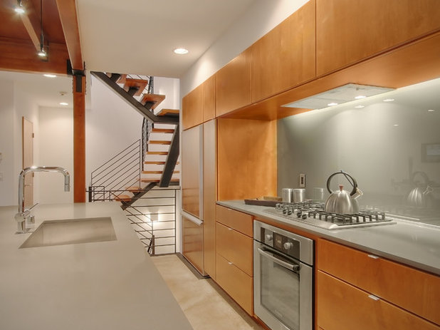 Модернизм Кухня Modern Kitchen