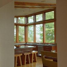 Modern Kitchen by Stillwater Dwellings