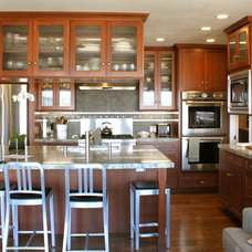 Contemporary Kitchen by Story & Space - Interior Design and Color Guidance