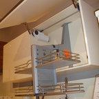 Butterfly Corner Drawers - Modern - Kitchen - Toronto - by ...