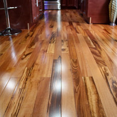 Modern Hardwood Flooring by Unique Wood Floors