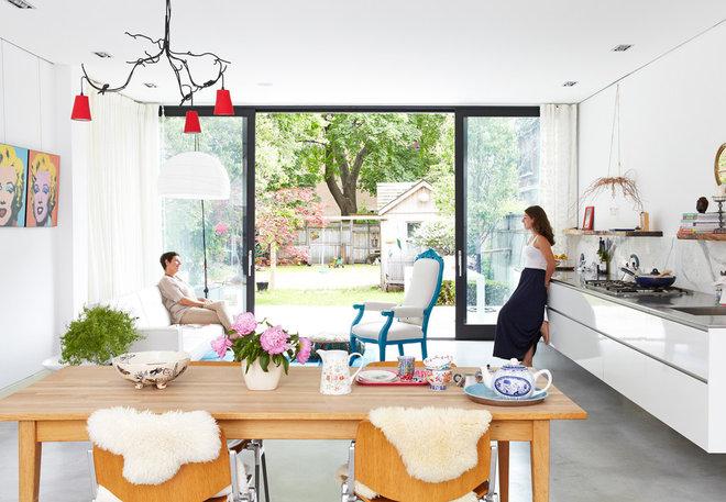 Modern Kitchen by Valerie Wilcox: Photographer