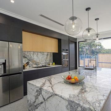 Modern Kitchen with a twist
