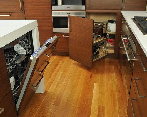 Corner Cabinet Storage | Houzz