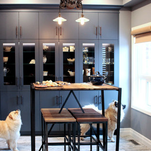 Modern Kitchen With Industrial Influence