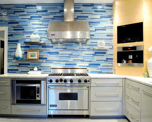 Lowes Kitchen Countertops Kitchen Design Ideas, Remodels & Photos with Recycled Glass Countertops