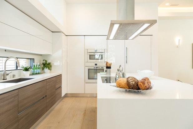Moderno Cocina by Cosentino