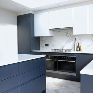 Modern Kitchens using Cosentino Materials