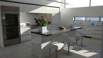 Modern Lakehouse Kitchen
