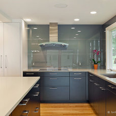 Contemporary Kitchen by Leicht Kitchens Boston -- Made in Germany