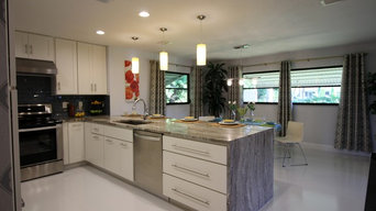 Modern, Light and Bright brand new interior redesign and staging.