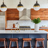 See 1 Kitchen Style With 5 Different Woods