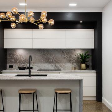 Modern Luxe Kitchen