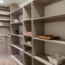 Contemporary Kitchen by The Red Door Team