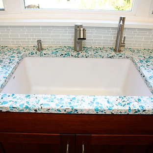 Modern Meets Casual - Addition & Remodel - Sink