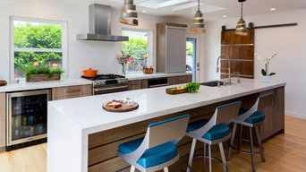 Modern Meets Industrial Chic - An Aptos Modern Ranch Style Remodel