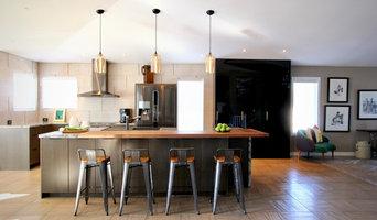 Modern Meets Rustic Kitchen Renovation