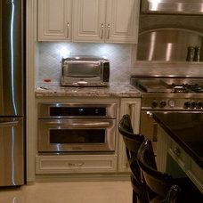 Contemporary Kitchen by Building Plans, Inc Design & Construction