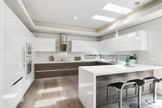 Contemporary Kitchen by BODesign