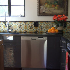 Eclectic Kitchen by Debra Herdman Design