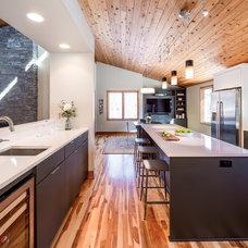 Contemporary Kitchen by Sicora Design/Build