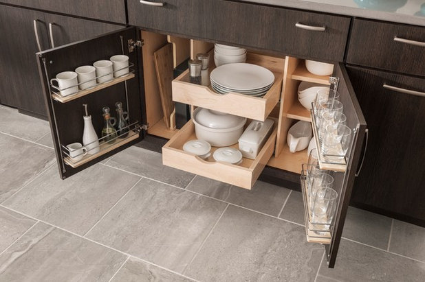 Kitchen by Schuler Cabinetry