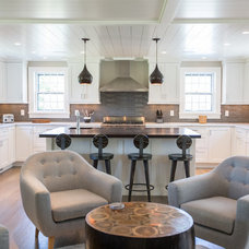 Contemporary Kitchen by Cheney Brothers Building & Renovation LLC