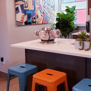 Modern New Downtown Denver Townhome Colorful Airbnb