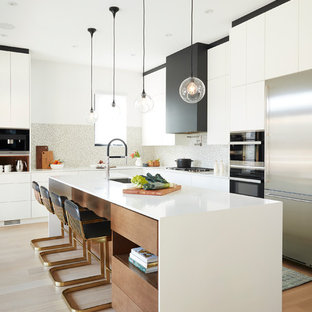 75 Most Popular Modern L Shaped Kitchen Design Ideas For 2019