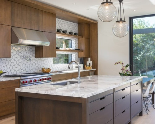 Kitchen Tile Backsplash Houzz