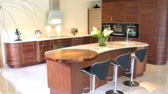 Modern Open Plan Hampshire Kitchen