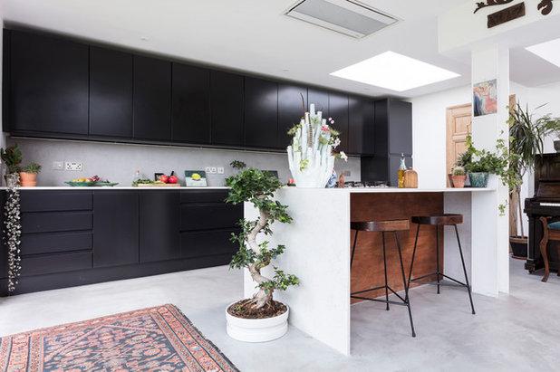 Eclectic Kitchen by Fantoush