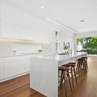 Modern Open Plan Terrace