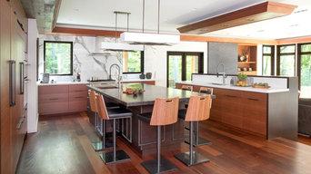 Modern Organic Kitchen