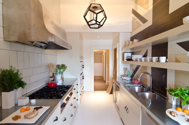 Eclectic Kitchen by Alex Amend Photography