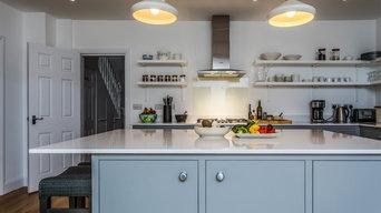 Modern Plain English Kitchen