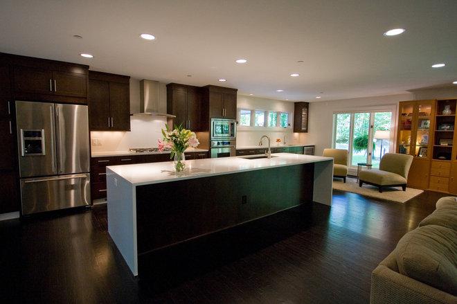Modern Kitchen by 2SL Design Build Inc