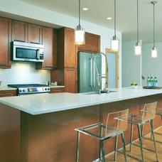Contemporary Kitchen by Epic Development